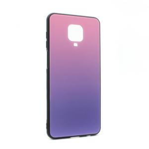 Maska Glass Mirror za Xiaomi Redmi Note 9 Pro/Note 9 Pro Max/Note 9S roze
