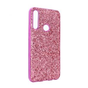 Maska Glint za Huawei P smart Z/Y9 Prime 2019/Honor 9X (EU) roze