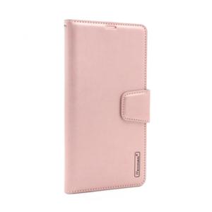 Maska Hanman Canvas za Xiaomi Redmi Note 8 roze