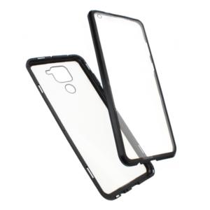 Maska Magnetic exclusive 360 za Xiaomi Redmi Note 9 crna