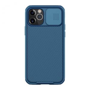 Maska Nillkin CamShield Pro za iPhone 12/12 Pro 6.1 plava