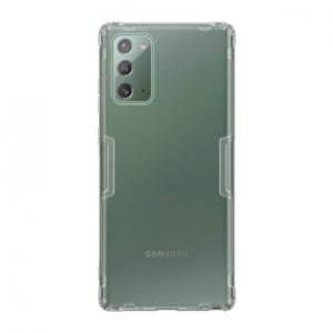 Maska Nillkin Nature za Samsung N980F Galaxy Note 20 siva