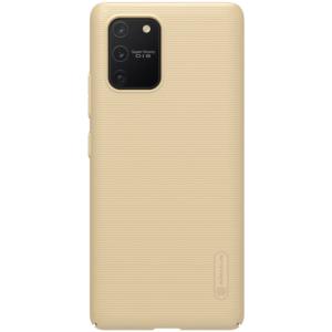 Maska Nillkin Scrub za Samsung G770F Galaxy S10 Lite zlatna