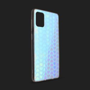 Maska Pattern Heart za Samsung A515F Galaxy A51 plava