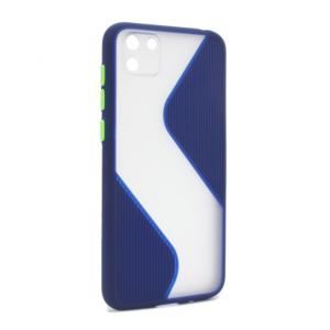Maska S Line za Huawei Y5p/Honor 9S plava