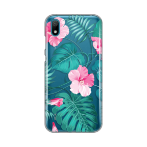 Maska Silikonska Print Skin za Huawei Honor 9X Lite Tropical Florals
