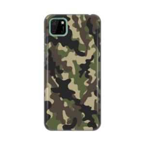 Maska Silikonska Print Skin za Huawei Y5p/Honor 9S Army SMB