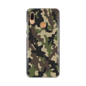 Maska Silikonska Print Skin za Huawei Y6 2019/Honor 8A Army SMB