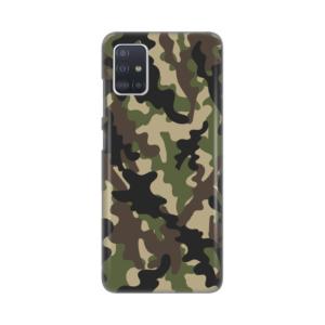 Maska Silikonska Print Skin za Samsung A515F Galaxy A51 Army SMB