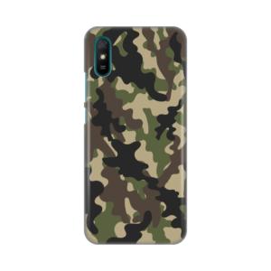 Maska Silikonska Print Skin za Xiaomi Redmi 9A Army SMB