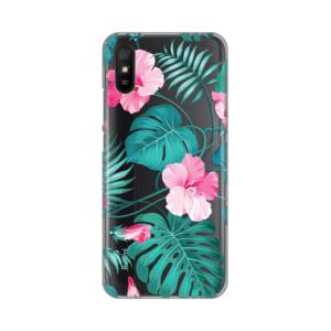 Maska Silikonska Print Skin za Xiaomi Redmi 9A Tropical Florals