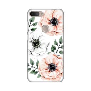 Maska Silikonska Print za Alcatel 1S 2019/5024D Flower Art