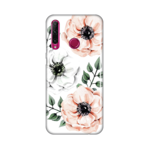 Maska Silikonska Print za Huawei Honor 20 lite/Honor 20e Flower Art