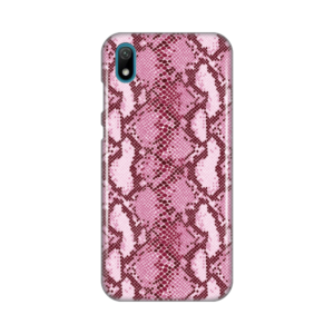 Maska Silikonska Print za Huawei Y5 2019/Honor 8S 2019/2020 Pink Snake
