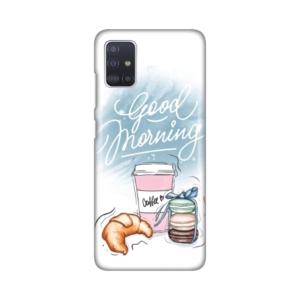 Maska Silikonska Print za Samsung A515F Galaxy A51 Good Morning