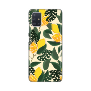 Maska Silikonska Print za Samsung A515F Galaxy A51 Lemon Heaven