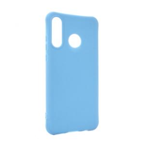 Maska Softy za Huawei P30 lite plava