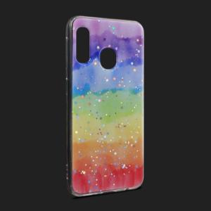 Maska Sparkly Star za Samsung A202F Galaxy A20e type 4
