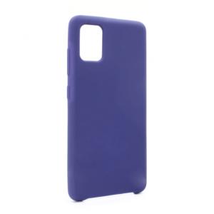 Maska Summer color za Samsung A515F Galaxy A51 tamno ljubicasta