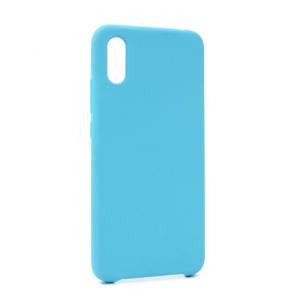 Maska Summer color za Xiaomi Redmi 9A svetlo plava