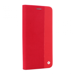 Maska Teracell Gentle Fold za Huawei P30 Lite crvena