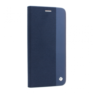 Maska Teracell Gentle Fold za Huawei P40 Lite E tamno plava