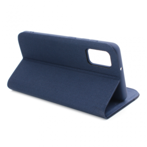 Maska Teracell Gentle Fold za Samsung A415F Galaxy A41 tamno plava