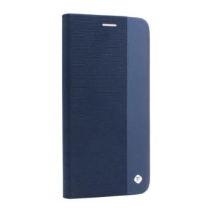 Maska Teracell Gentle Fold za Xiaomi Redmi Note 9 tamno plava