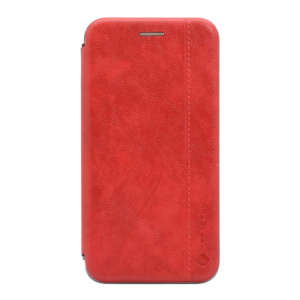 Maska Teracell Leather za Huawei Honor 30 crvena