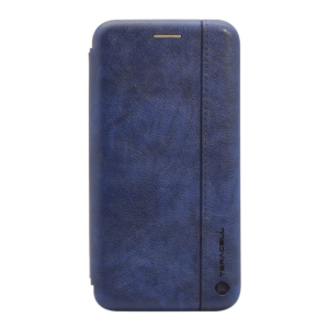 Maska Teracell Leather za Huawei Honor 30 plava