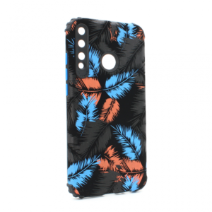 Maska Tropical Leaves za Huawei P40 Lite E type 1