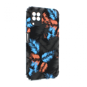 Maska Tropical Leaves za Huawei P40 Lite/Nova 6 SE type 1