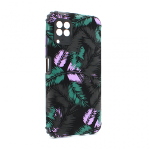 Maska Tropical Leaves za Huawei P40 Lite/Nova 6 SE type 2