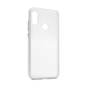 Maska Clear Cover za Xiaomi Mi A2 Lite/Redmi 6 Pro bela