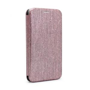 Maska Flip Crystal za Samsung A202F Galaxy A20e roze