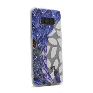 Maska Glitz Peacocks za Samsung G950 S8 type 2