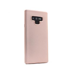 Maska Luo Carbon fiber za Samsung N960 Note 9 roze