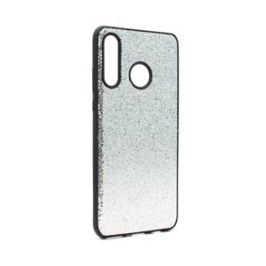 Maska Midnight Spark za Huawei P30 Lite srebrna