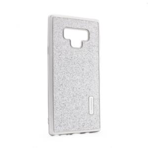 Maska Motomo Sparkle za Samsung N960F Note 9 srebrna