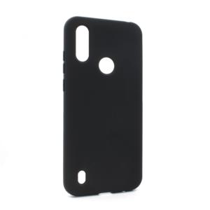 Maska Nano Silikon za Motorola Moto E6s crna
