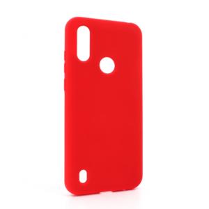 Maska Nano Silikon za Motorola Moto E6s crvena