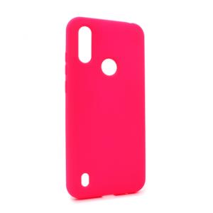 Maska Nano Silikon za Motorola Moto E6s pink