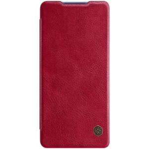 Maska Nillkin Qin za Samsung G780F Galaxy S20 FE crvena