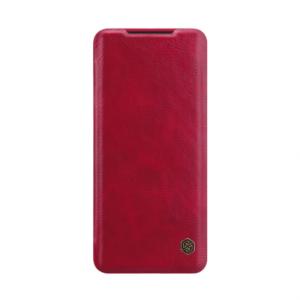 Maska Nillkin Qin za Samsung G980F Galaxy S20 crvena