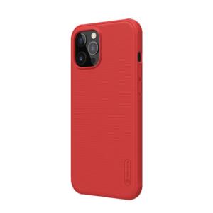 Maska Nillkin Scrub Pro za iPhone 12 Pro Max 6.7 crvena