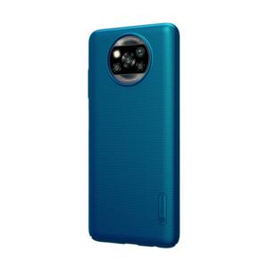 Maska Nillkin Scrub za Xiaomi Poco X3 NFC plava