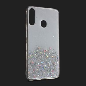 Maska Pixie za Samsung A207F Galaxy A20s srebrna