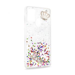 Maska Royal za Samsung A217F Galaxy A21s transparent