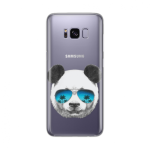 Maska Silikonska Print Skin Za Samsung G950 S8 Cristal Case 1280 Panda On Vacation