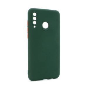Maska Soft Dynamic za Huawei P30 Lite tamno zelena